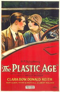 The Plastic Age - 43 x 62 Movie Poster - Bus Shelter Style A