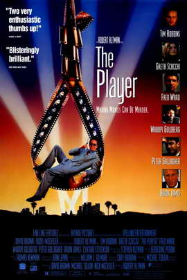 The Player - 11 x 17 Movie Poster - Style A