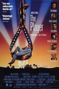 The Player - 43 x 62 Movie Poster - Bus Shelter Style A