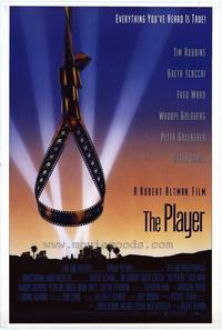 The Player - 43 x 62 Movie Poster - Bus Shelter Style B