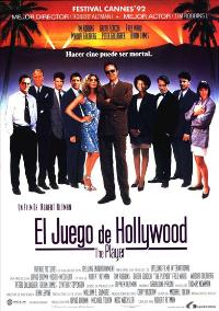 The Player - 27 x 40 Movie Poster - Spanish Style A