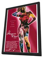 The Players Club - 27 x 40 Movie Poster - Style A - in Deluxe Wood Frame