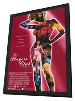 The Players Club - 11 x 17 Movie Poster - Style A - in Deluxe Wood Frame