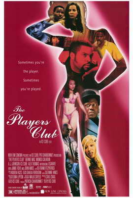 The Players Club - 27 x 40 Movie Poster - Style A