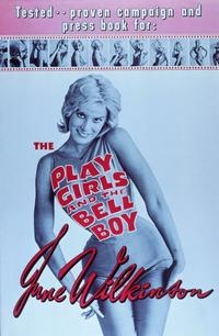 The Playgirls and the Bellboy - 11 x 17 Movie Poster - Style A