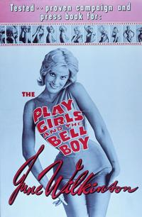 The Playgirls and the Bellboy - 27 x 40 Movie Poster - Style A