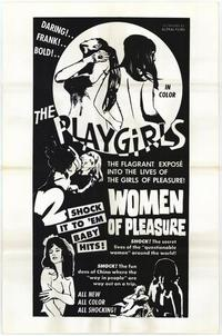 Women of Pleasure - 11 x 17 Movie Poster - Style A