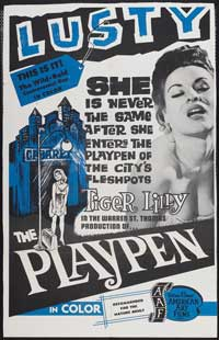 The Playpen - 43 x 62 Movie Poster - Bus Shelter Style A