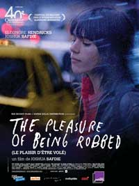 The Pleasure of Being Robbed - 11 x 17 Movie Poster - French Style A