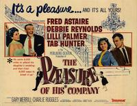 Pleasure of His Company - 11 x 14 Movie Poster - Style A