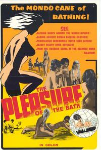 Pleasure of the Bath - 11 x 17 Movie Poster - Style A