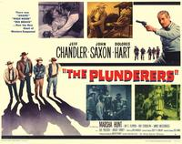 The Plunderers - 11 x 14 Movie Poster - Style A