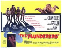 The Plunderers - 11 x 14 Movie Poster - Style B