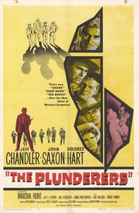 The Plunderers - 27 x 40 Movie Poster - Style A