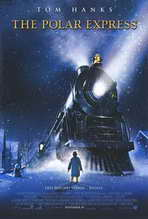 The Polar Express - 11 x 17 Movie Poster - Style B