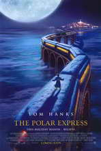 The Polar Express - 11 x 17 Movie Poster - Style D