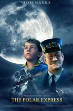 The Polar Express - 27 x 40 Movie Poster - Style D