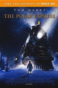 The Polar Express - 11 x 17 Movie Poster - Style C