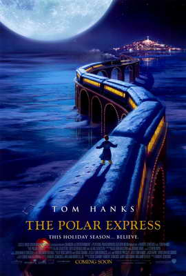 The Polar Express - 27 x 40 Movie Poster - Style C