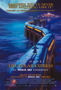 The Polar Express - 27 x 40 Movie Poster - Style B