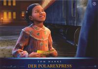 The Polar Express - 11 x 14 Poster German Style B