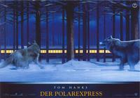 The Polar Express - 11 x 14 Poster German Style C