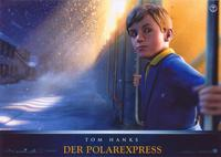 The Polar Express - 11 x 14 Poster German Style D