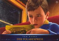 The Polar Express - 11 x 14 Poster German Style F
