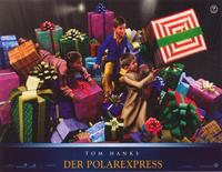 The Polar Express - 11 x 14 Poster German Style G