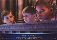 The Polar Express - 11 x 14 Poster German Style H
