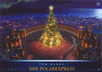 The Polar Express - 11 x 14 Poster German Style J