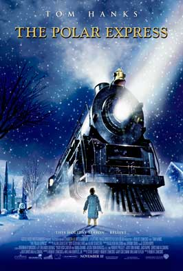 The Polar Express - 43 x 62 Movie Poster - Bus Shelter Style A