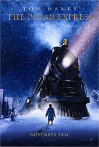 The Polar Express - 11 x 17 Movie Poster - Style A - Museum Wrapped Canvas