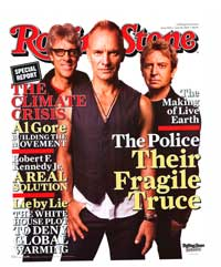 The Police - Music Poster - 22 x 26 - Style A