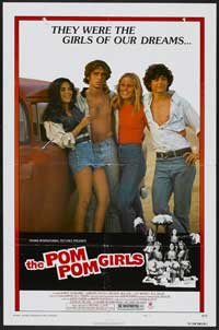 The Pom Pom Girls - 27 x 40 Movie Poster - Style A