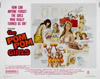 The Pom Pom Girls - 22 x 28 Movie Poster - Half Sheet Style A