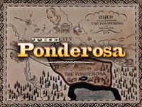 The Ponderosa - 8 x 10 Color Photo #1