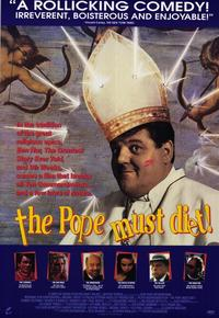 The Pope Must Diet - 11 x 17 Movie Poster - Style B