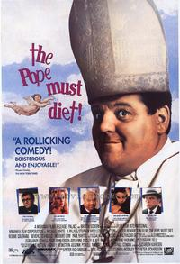 The Pope Must Diet - 27 x 40 Movie Poster - Style A