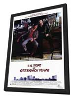 The Pope of Greenwich Village - 11 x 17 Movie Poster - Style A - in Deluxe Wood Frame