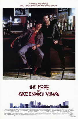 The Pope of Greenwich Village - 11 x 17 Movie Poster - Style A