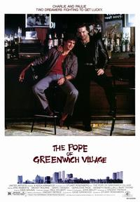 The Pope of Greenwich Village - 43 x 62 Movie Poster - Bus Shelter Style A