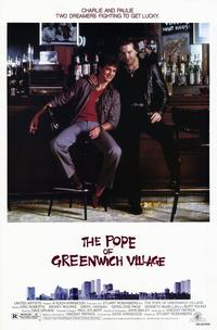 The Pope of Greenwich Village - 11 x 17 Movie Poster - Style A - Museum Wrapped Canvas