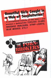 The Porn Brokers - 27 x 40 Movie Poster - Style A