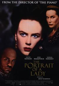 Portrait of a Lady - 11 x 17 Movie Poster - Style A