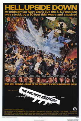 The Poseidon Adventure - 11 x 17 Movie Poster - Style A