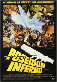 The Poseidon Adventure - 11 x 17 Movie Poster - German Style A