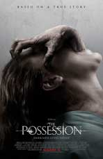 The Possession - 43 x 62 Movie Poster - Bus Shelter Style A