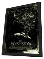 The Possession - 11 x 17 Movie Poster - Style C - in Deluxe Wood Frame