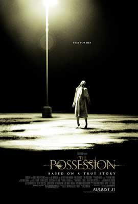 The Possession - 43 x 62 Movie Poster - Bus Shelter Style B